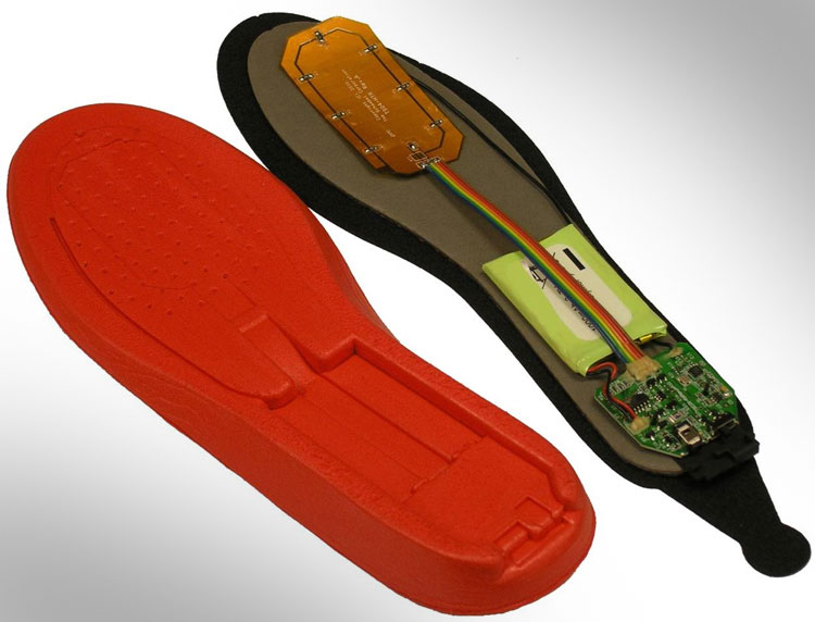 ThermaCell Heated Shoes Insoles