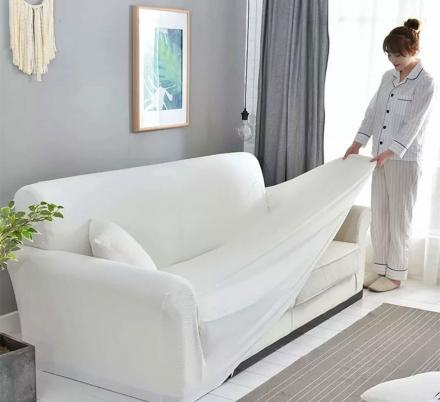 Refresh And Protect Your Sofa From Spills With SofaSpanx