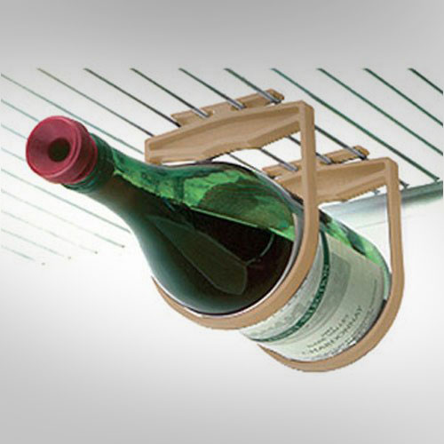 Refrigerator Wine Holder