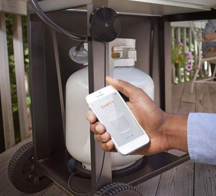 Refuel Lets You Monitor Your Propane Tank From Your Phone