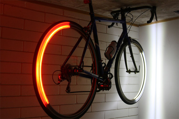 RevoLights: Lights For Your Bicycle Tires