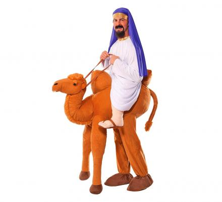 Ride-a-Camel Halloween Costume