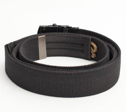 Ripcord Belt: A Belt With 12 Feet Of Paracord Hidden Inside Of It