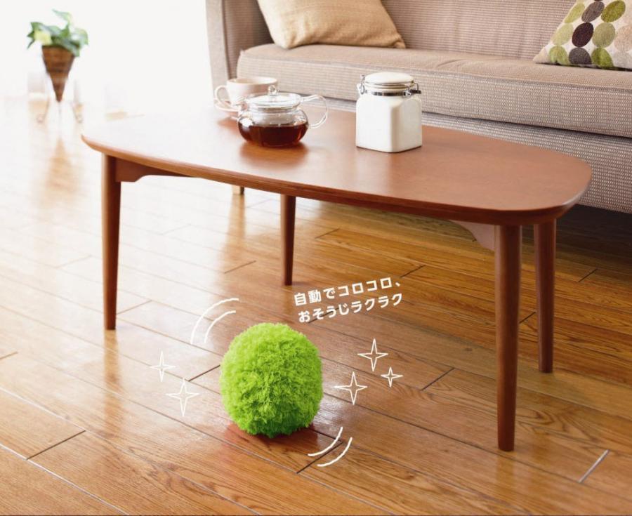 robotic floor dusting ball mop enlarge image - Robot Mop