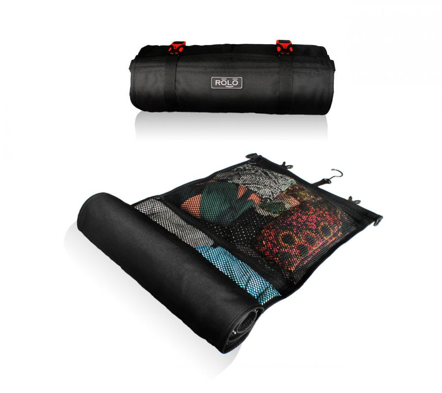 Rolo Travel Bag A That Rolls Up For Compact Traveling Enlarge Image