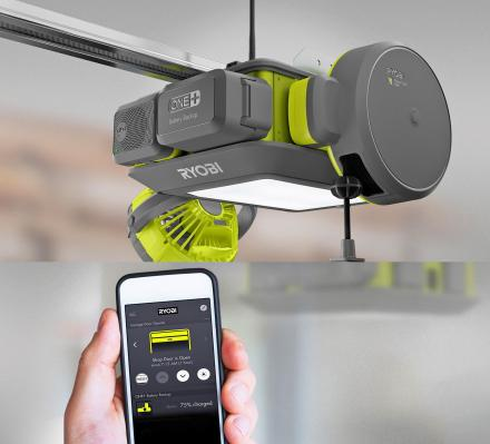Ultimate Garage Door Opener, Ultra-Quiet, Modular, and Smart Phone Capable