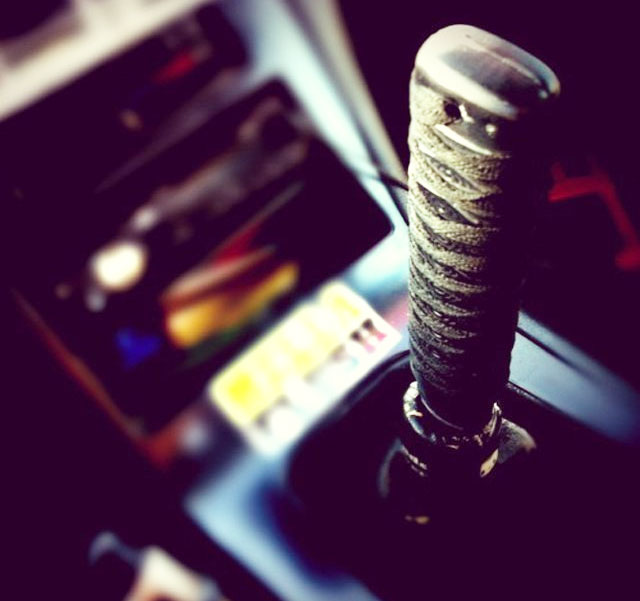 Samurai Sword Gear Stick Shifter