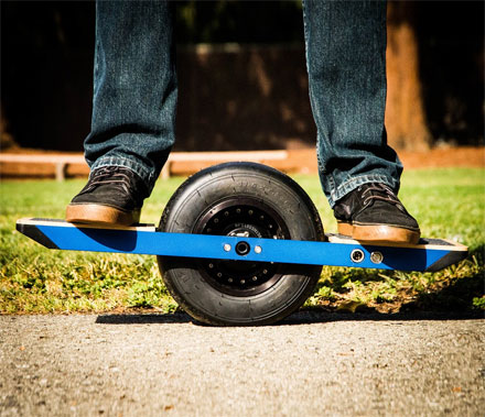 Self Balancing One Wheel Skateboard