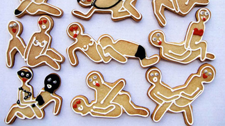 Bonkin Biscuits Kama Sutra Cookie Cutters