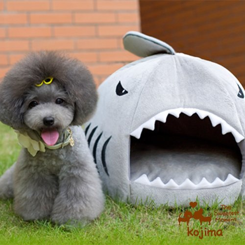 Shark Dog Bed 1