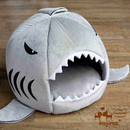 Shark Dog Bed 2