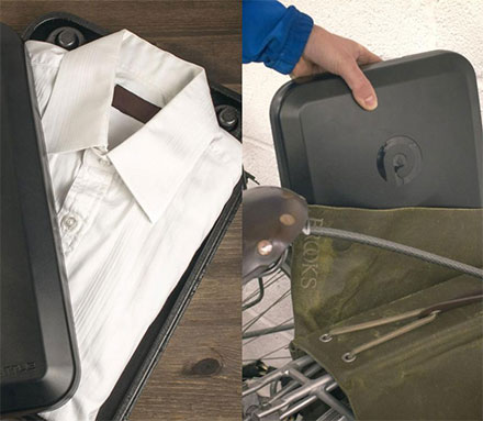 Shirt Shuttle Is A Rugged Case To Keep Your Freshly Ironed Shirts In
