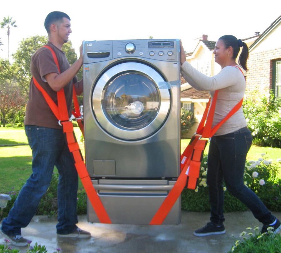 furniture lifting straps. shoulder strap moving harness enlarge image furniture lifting straps l