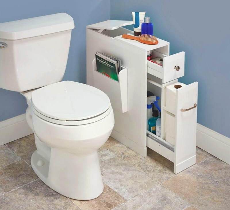 Bathroom Organizer For Small Bathrooms