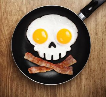 Skull Shaped Eggs Maker