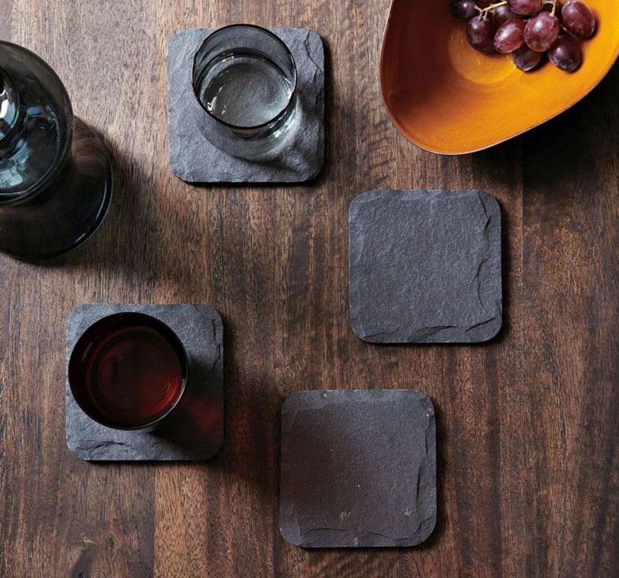 Slate Stone Coasters