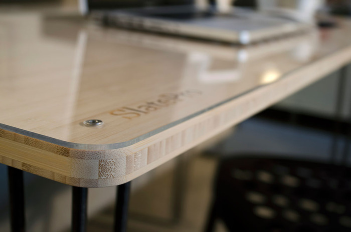 SlatePro: A Desk For Techies