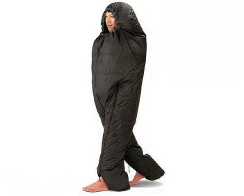 Sleeping Bag With Leg Pants