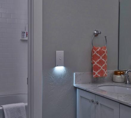 SnapPower SwitchLight Turns Your Light Switch Into a Night-Light