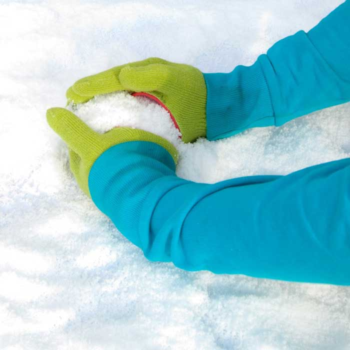 Snowball Making Gloves 1