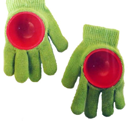 Snowball Making Gloves 3