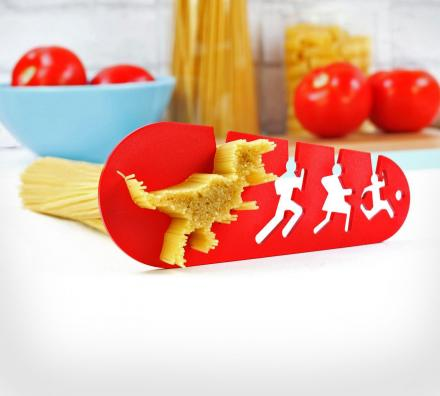 So Hungry I Could Eat a T-Rex Spaghetti Measurement Tool