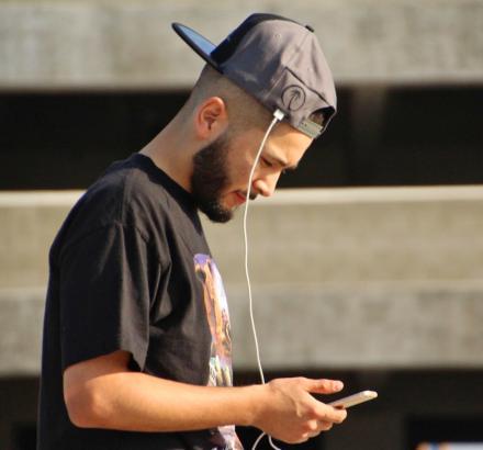 Solsol Solar Charging Hat Phone Charging Solar Panel Hat