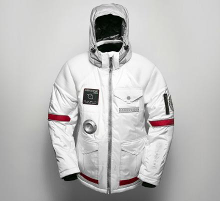 SpaceLife: A Space Suit Jacket