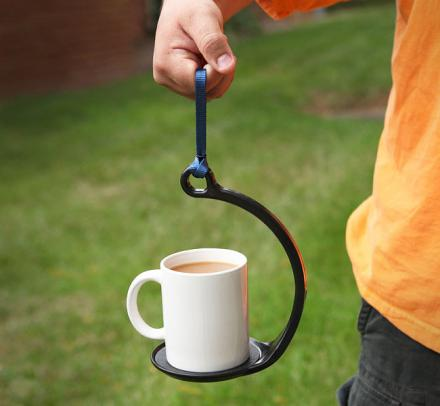 SpillNot: A Spill-Proof Coffee Mug Holder