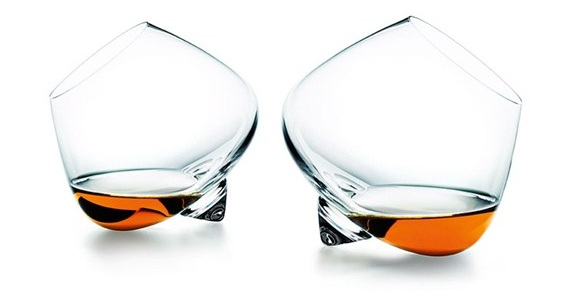 Spinning Top Cognac Glasses 1