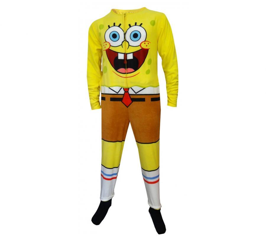 pajamas spongebob Adult