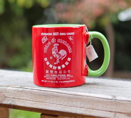 Sriracha Hot Sauce Coffee Mug