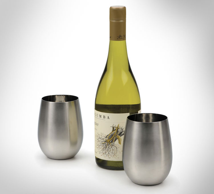Stainless Steel Wine Cups