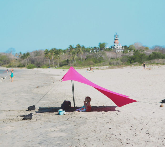 Stakeless Beach Tent Enlarge Image & Stakeless Beach Tent