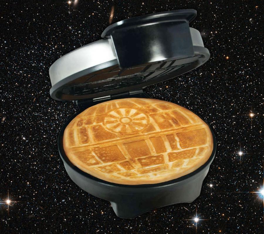Star Wars Death Star Waffle Iron