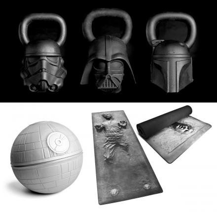 Star Wars Exercise Equipment
