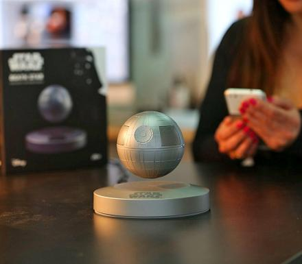 Star Wars Levitating Death Star Speaker