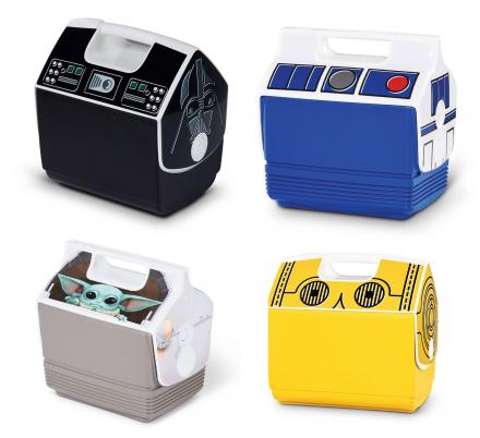 These Coolers Are Perfect For Any Star Wars Geek