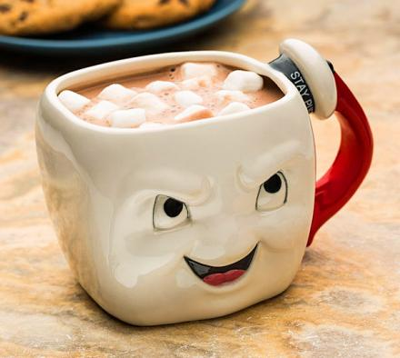 Ghostbusters Puft Coffee Mug Man Stay Marshmallow 3ulc1J5TFK