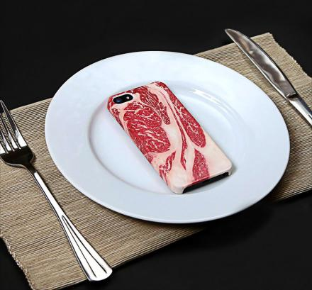 Steak iPhone Case