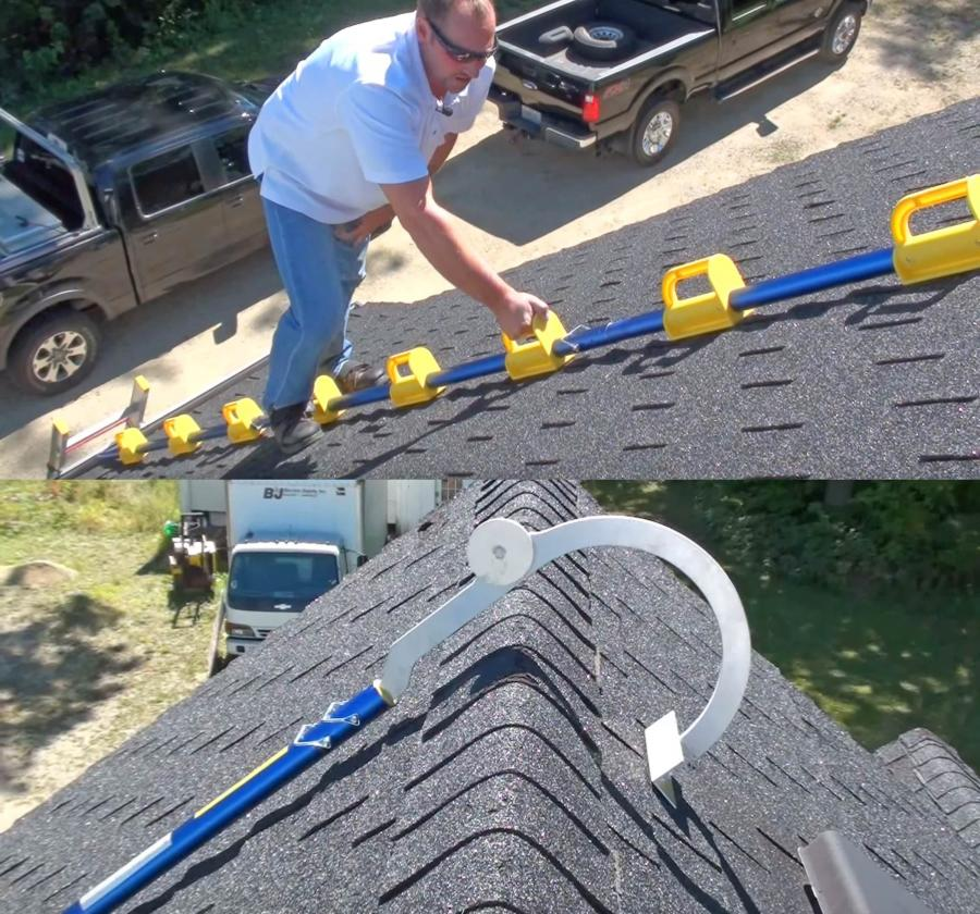 Goat Steep Assist Roof Ladder