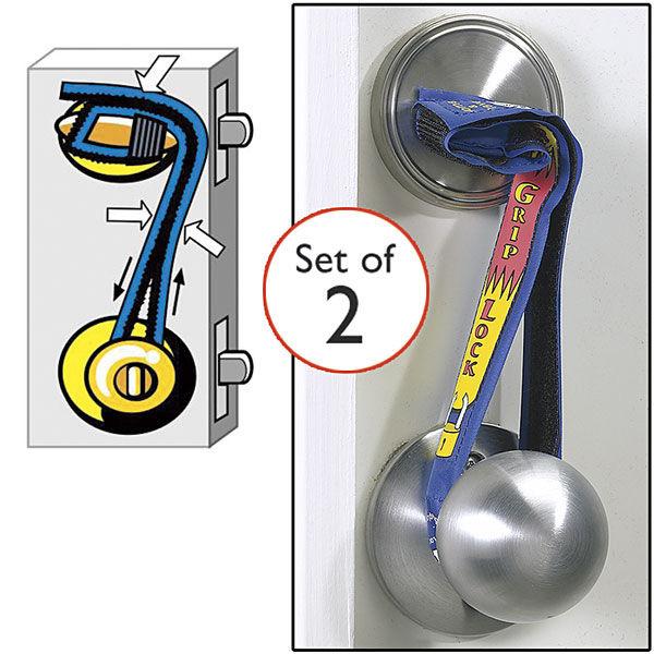 Bathroom deadbolt lock