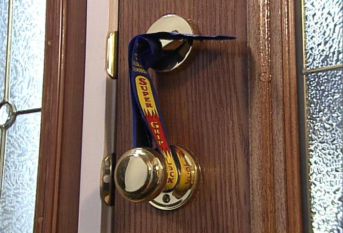Super Grip Lock Deadbolt Strap 3