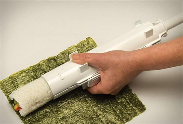 Sushezi Sushi Maker Bazooka | Sushi Bazooka Gun - Sushi Bazooka Gun Makes Perfect Sushi Rolls Every Time
