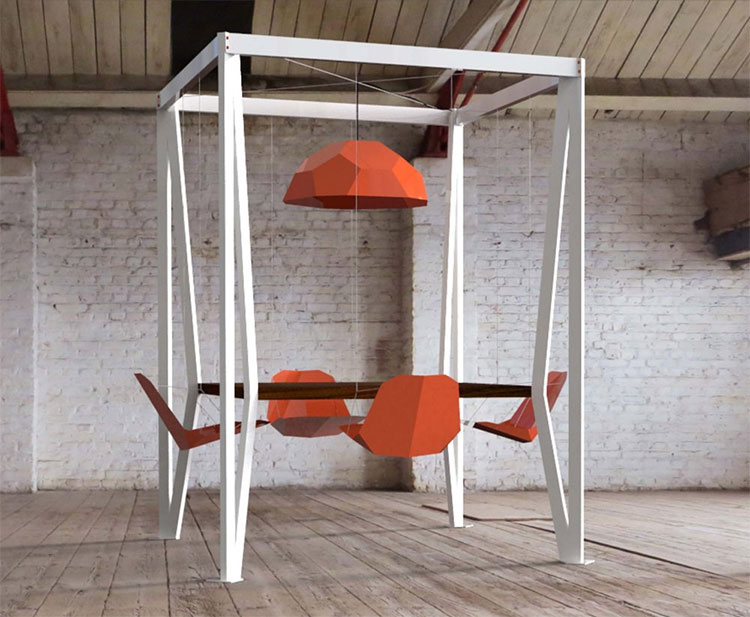 Swing Table 4