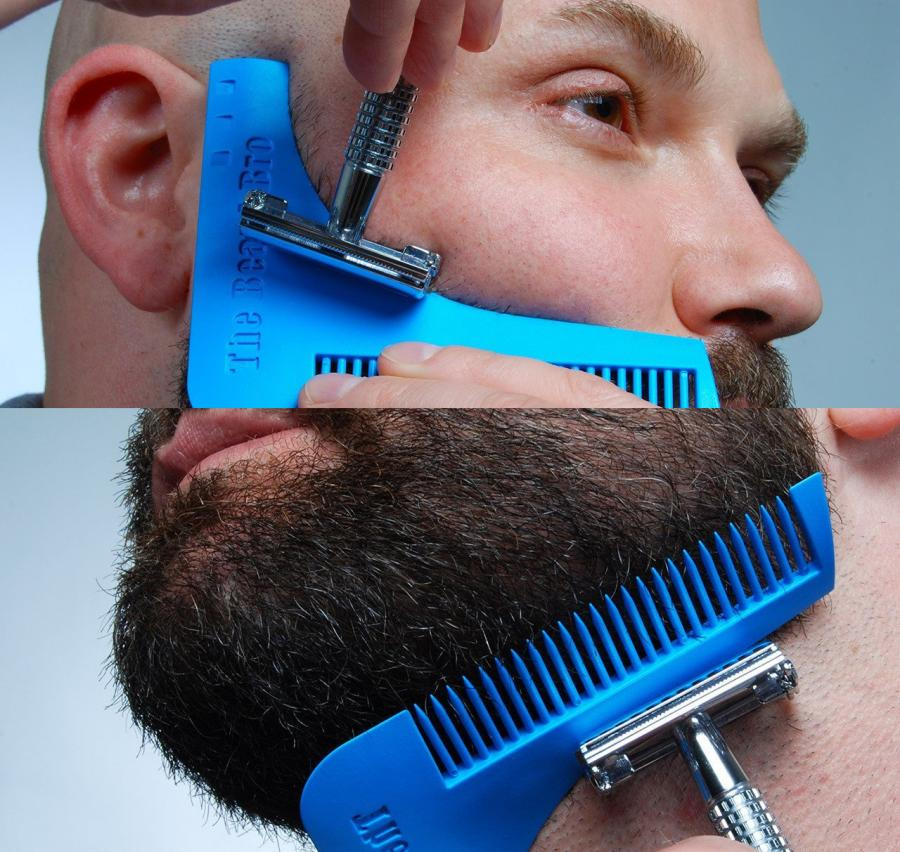 The Beard Bro Helps You Shape Your Beard Perfectly Every Time