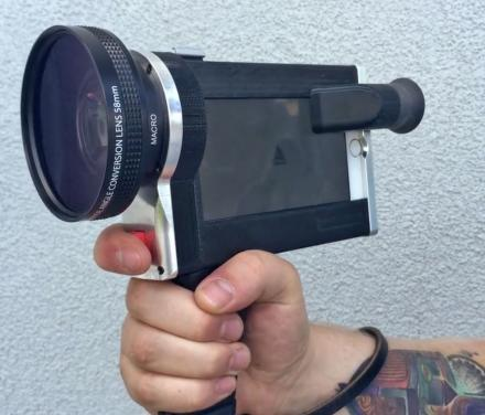 The Cinematic Smart Case Turns Your iPhone Into a Professional Video Camera