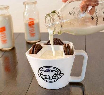 The Dunky Cup Is the Ultimate Mug For Cookie Dunking Enthusiasts