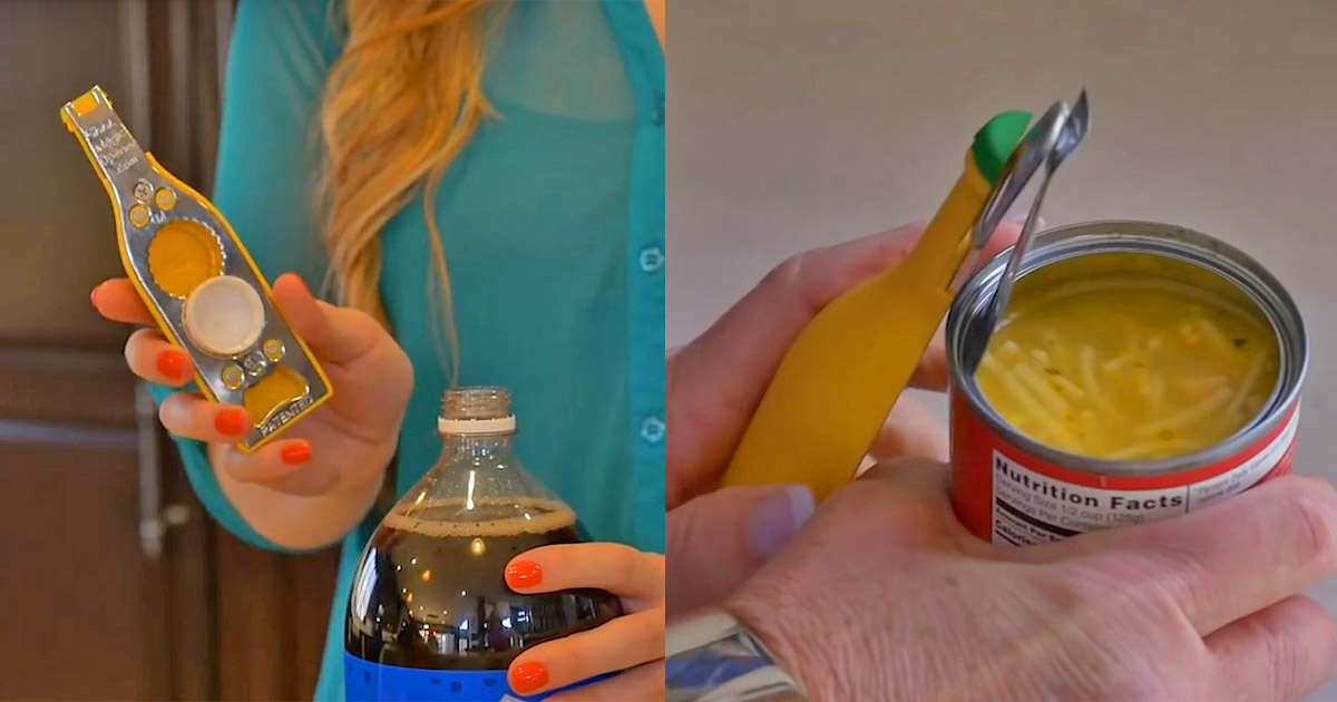 The Genius Magic Opener Helps You Open Any Kind Of Bottle Or Can