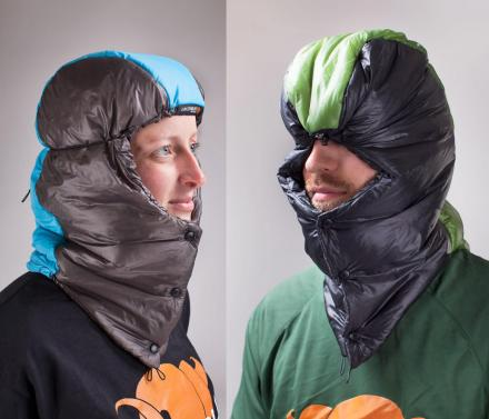 The Hoodlum Is a Sleeping Bag For Your Head